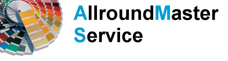 Logo Allround Master Service